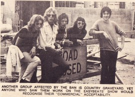 Country Graveyard